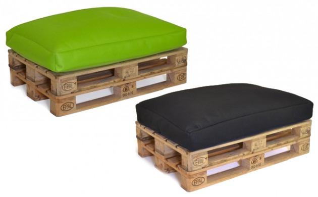 Cojines y accesorios para renovar su sof de palets for Cojines sofa palets