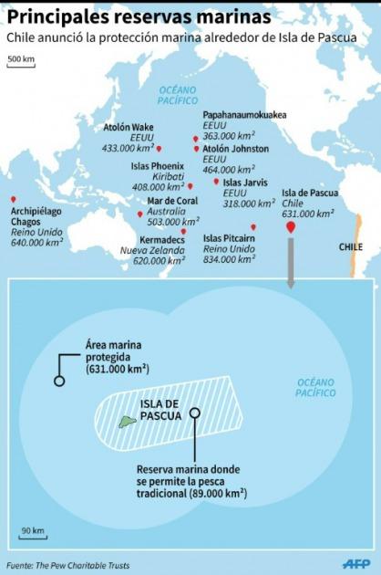 Resultado de imagen para chile areas marinas protegidas