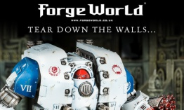 Novedades de Forge World: Leviathan Pattern Siege Dreadnought