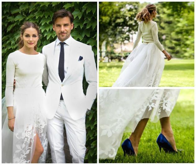 Vestidos de novia estilo olivia palermo