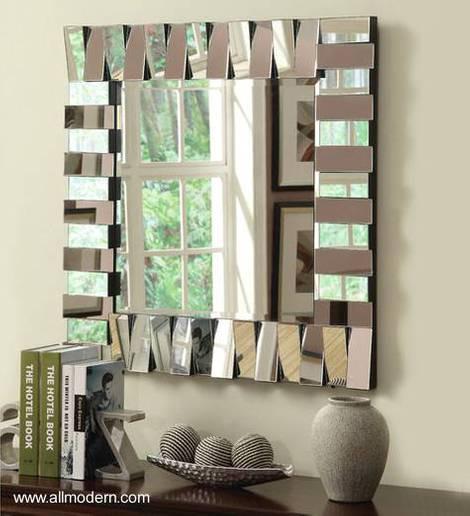 Espejos decorativos y funcionales para el hogar for Espejos grandes baratos