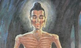 El misterio de la momia budista.