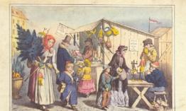 Mercados navideños en Europa.