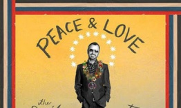 Ringo Starr Peace & love The David Lynch foundation (2015)