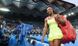 Serena Williams y Eugénie Bouchard no disputarán el Torneo de Dubái