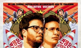 The Interview. Una película de Evan Goldberg y Seth Rogen