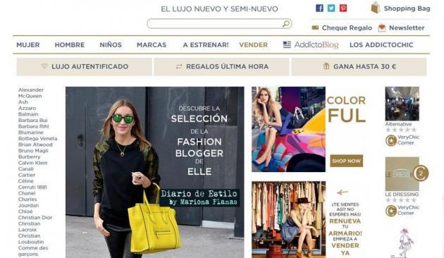fb83dad796 También puedes vender tus complementos y ropa de marca semi-nueva. Tibi.  image. En este caso sólo las chicas disponen de catálogo en esta tienda ...