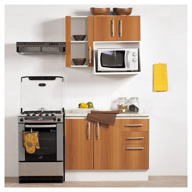Muebles de melamine para cocina, tendencia o necesidad