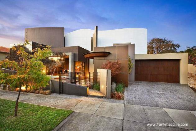 Casas modernas y contempor neas en australia for Estilos de casas contemporaneas