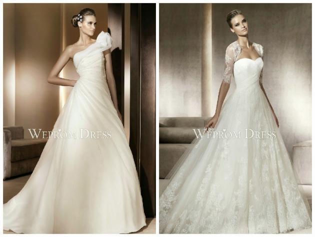 Precio de vestidos de novia en honduras