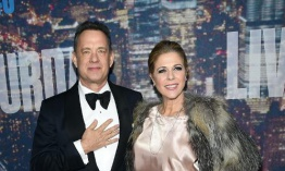 La esposa de Tom Hanks se somete a una doble mastectomía por cáncer