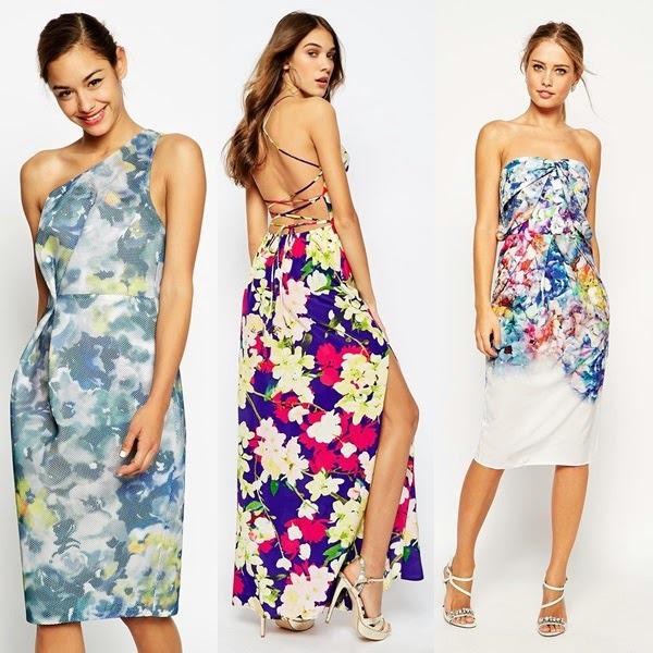 912743eefc0b Hay algo más apetecible que un vestido de flores para primavera?