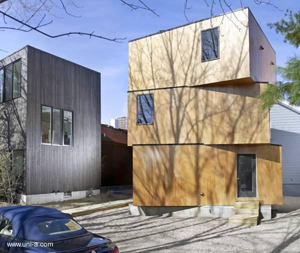 Diseos de casas pequeas modernas