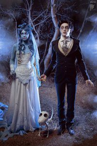 disfraces de halloween para parejas caseros