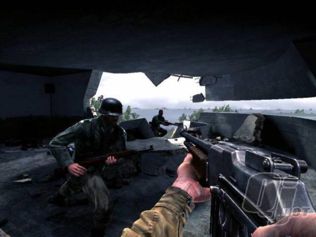 Medal Of Honor Airborne es un excelente juego de acci�n con una gran banda sonora