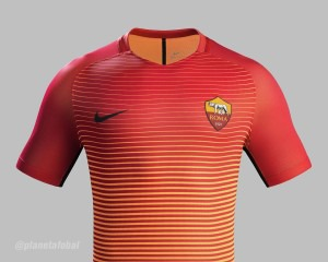 Camisetas de equipos europeos 2017