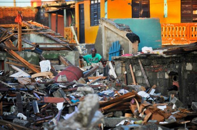 Cuba sufre grandes da os tras paso de hurac n matthew for Cuba motors el paso