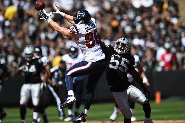 Texans-Raiders marca el flamante regreso de la NFL a México tras 11 ... 179c69494ee