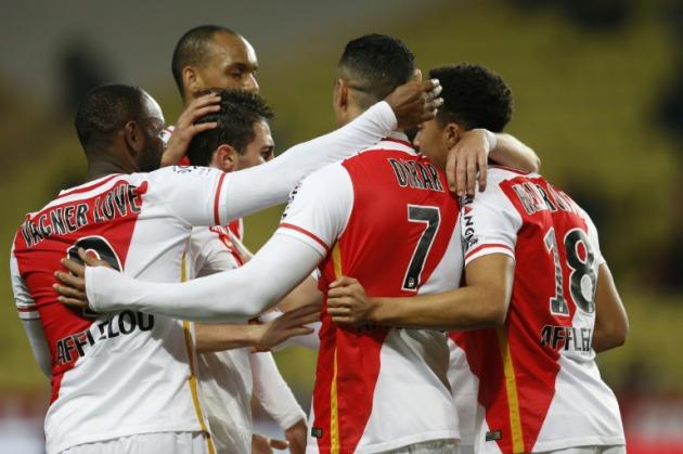 El Mónaco sube a la segunda posición tras el pinchazo del Angers en Lille