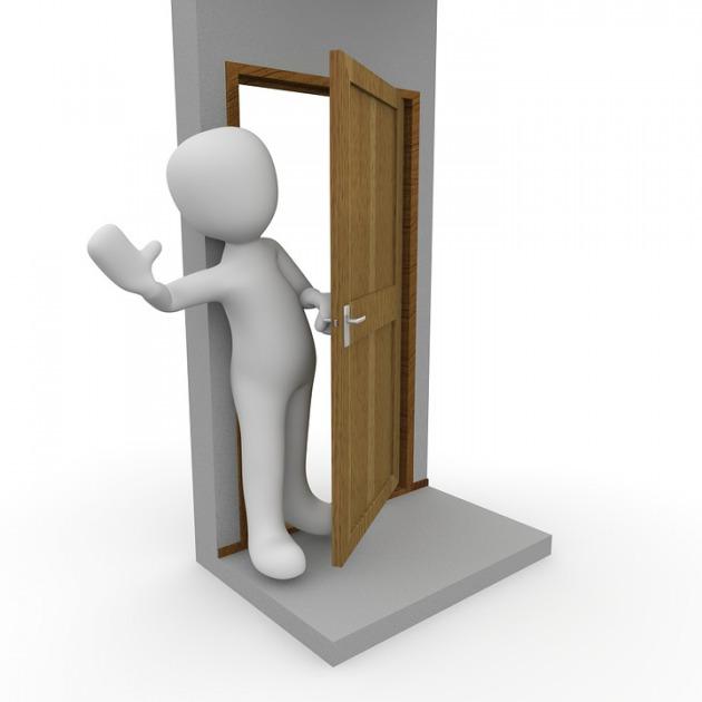 Abrir una puerta sin llaves - Abrir puerta sin llave clip ...
