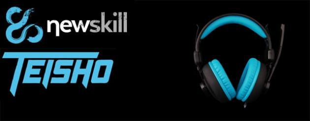 AN�LISIS HARD-GAMING: NewSkill Auriculares Teisho