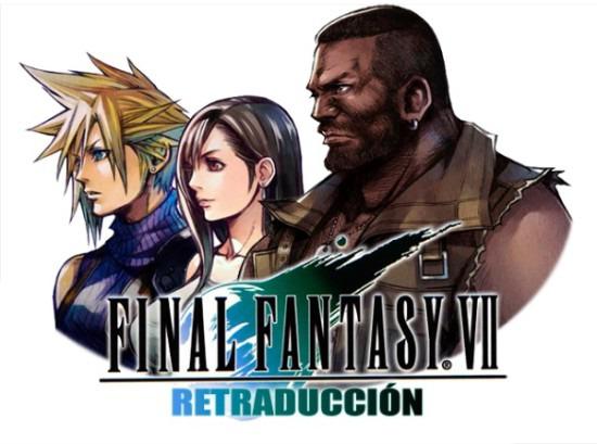 Retraducci�n de Final Fantasy VII ya disponible para PC