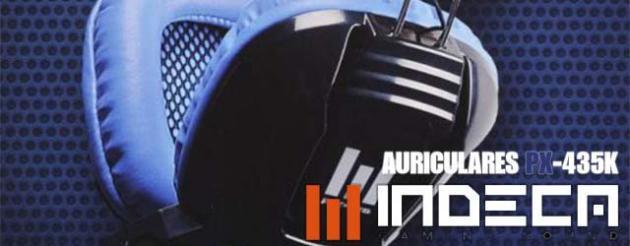 AN�LISIS HARD-GAMING: Auriculares Indeca PX-435K
