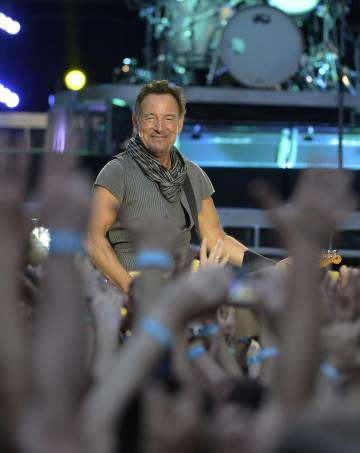 Bruce Springsteen, ¿por qué te olvidas de 'The River'?