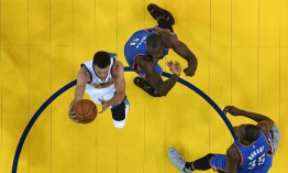 Warriors llegan a la final de la NBA tras vencer a Thunder 96-88