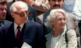La discreta vida de Margot Honecker en Chile