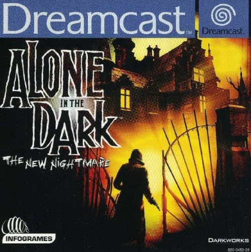 Alone In The Dark: The New Nightmare de Dreamcast traducido al espa�ol