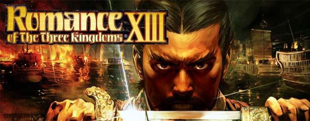 AN�LISIS: Romance of the Three Kingdoms XIII