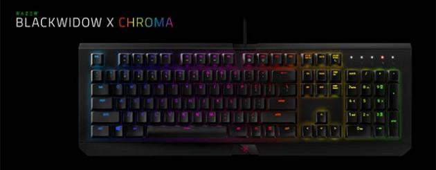 AN�LISIS HARD-GAMING: Teclado Razer Blackwidow X Chroma