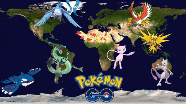 El videojuego  Pok�mon Go est� causando furor en el mundo real. Los usuarios buscan personajes virtuales con ayuda del  m�vill