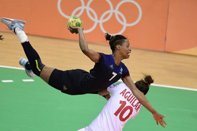 España, eliminada por Francia en cuartos del balonmano femenino
