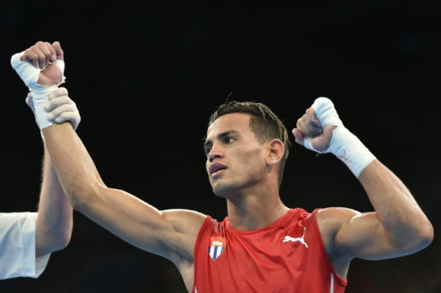 El Cubano Robeisy Ramrez A La Final De Los 56 Kilos Del Boxeo De