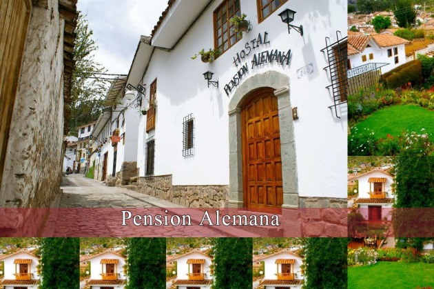 Hotel B&B Pension Alemana