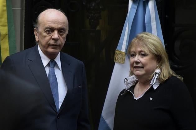Los miembros del Mercosur se reunieron en la ONU sin la presencia de Venezuela