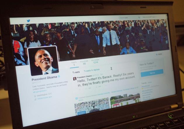 mundo traspaso twitter obama entrega cuenta oficial potus trump