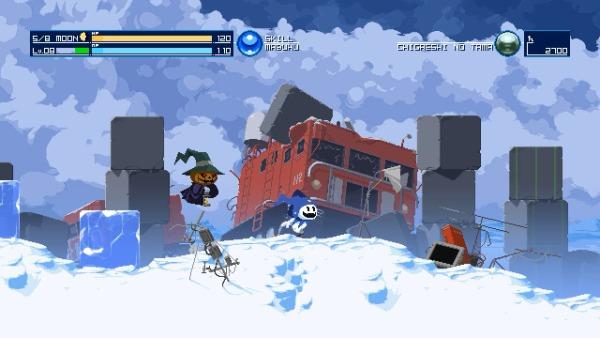 Imagen del juego Atlus publica Shin Megami Tensei: Synchronicity Prologue como juego gratuito para PC