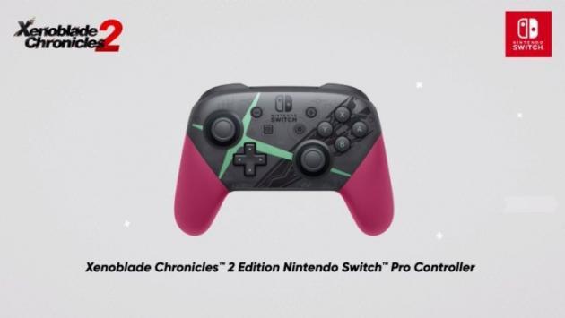 Imagen del juego Xenoblade Chronicles 2 se lanza en Europa en Diciembre y con edición coleccionista