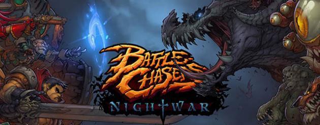 Imagen del juego ANÁLISIS: Battle Chasers Nightwar