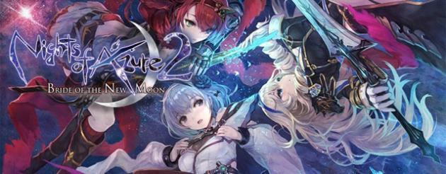 Imagen del juego ANÁLISIS: Nights of Azure 2 Bride of the New Moon