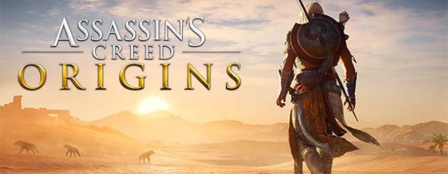 Imagen del juego ANÁLISIS: Assassin's Creed Origins