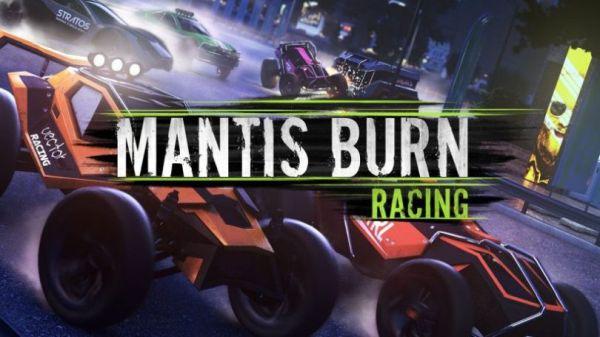 Imagen del juego Mantis Burn Racing