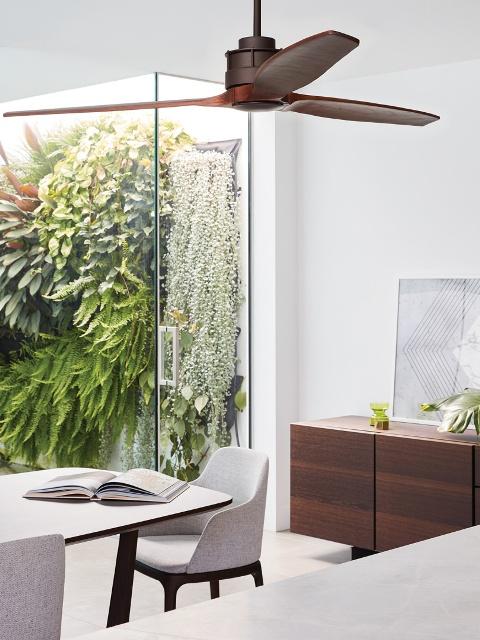 Casa bruno introduce 15 nuevos ventiladores para 2017 - Ventiladores decorativos ...