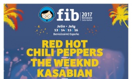 Deadmau5, crystal fighters, love of lesbian, peter doherty, stormzy y más en el fib 2017