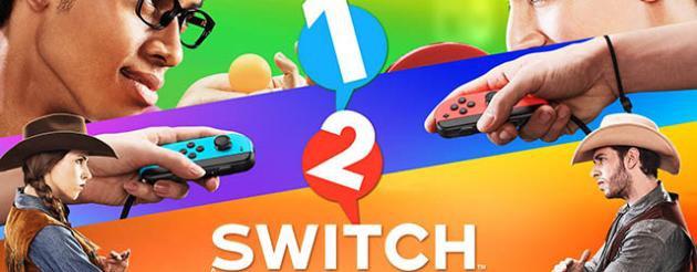 Imagen del juego ANÁLISIS: 1,2,Switch