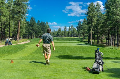 Golf en ingles