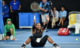 Serena Williams se perderá los Masters 1000 de Indian Wells y Miami por lesión